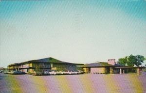 Ohio New Philadlephia The Delphian Motor Inn 1970