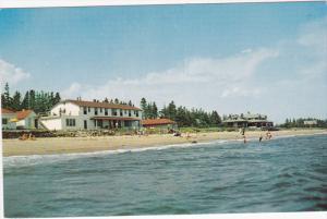 Chandler beach Shore, GASPE, Quebec, Canada, 40-60´s