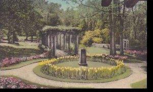 Vermont Springfield Hartness House Hartness In The Spring Albertype