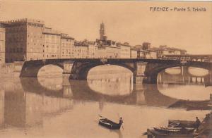Italy Firenze Florence Ponte San Trinita