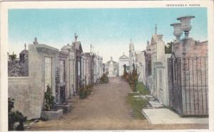 The Cemetery, Compo Santo, H. Matamoros, Mexico, 1910-1920s