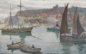 WHITBY, Yorkshire, England, 1916 ; East Cliff ; TUCK 7982