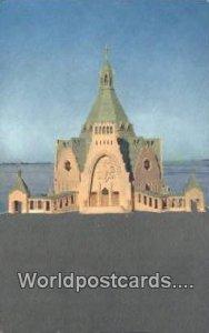 La Nouvelle Basilique New Basilica Canada Unused