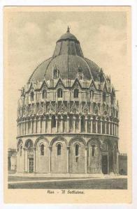 Pisa, Italy - Il Battistero, 00-10s