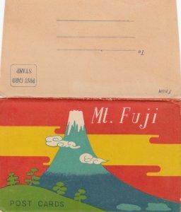 Mt. Fuji , Japan , 30-40s ; postcards