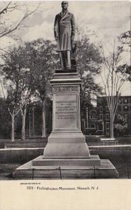 New Jersey Newark Frelinghuysen Monument