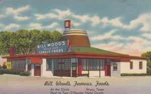 Texas Waco Bill Wood's Triple XXX Famous Foods sk5750