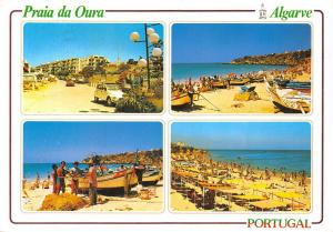 Portugal Praia da Oura Algarve multiviews Plage Beach Street