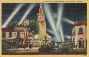LOS ANGELES , California, 1930-40s ; Fox Carthay Circle Theatre