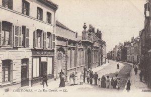 SAINT-OMER , France , 00-10s : La Rue Carnot