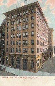 NORFOLK , Virginia , 1901-07 ; Citizens Bank Building