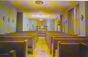 Florida West Palm Beach The Pennsylvania Retirement Home The Stella Maris Chapel