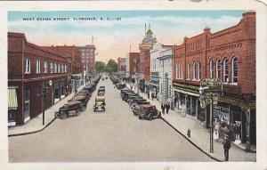 West Evans Street , FLORENCE , South Carolina , 1910s