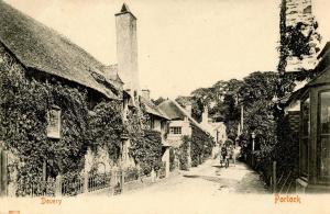 UK - England, Porlock. Dovery