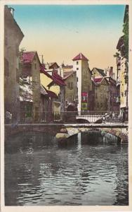 France Annecy Canal du Thiou Photo