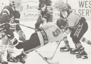 ISHOCKEY, Sweden, 50-70s; Ice Hockey