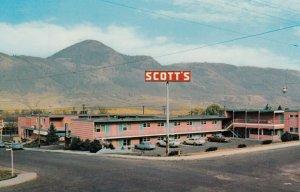 KAMLOOPS , B.C. , Canada , 1950-60s ; Scott's motor Inn