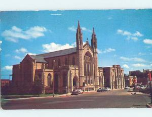 Pre-1980 CHURCH SCENE Tulsa Oklahoma OK G4015