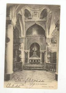 Interieur De La Cathedrale, Constantine, Algeria, Africa, PU-1905