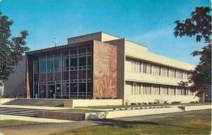 Crosby Library Gonzaga University Spokane Washington WA