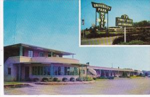 South Carolina Greenville University Park Motel
