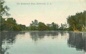 Contoocook River New Hampshire Fuller # 73-07 3732 C-1910 Postcard 20-5846