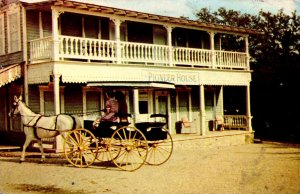 Texas Wimberly Pioneerhouse In Pioneertown At 7A Ranch Resort 1972