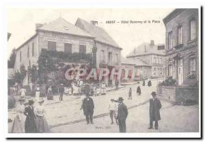 COPYRIGHT Anost Old Postcard Hotel Duvernoy and instead