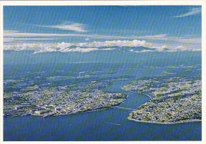 Aerial View Bremerton Washington