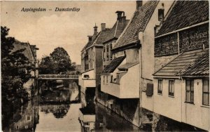 CPA APPINGEDAM Damsterdiep NETHERLANDS (705972)