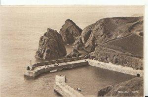 Cornwall Postcard - Mullion Cove - Ref 19408A