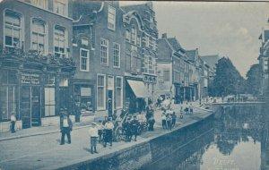 DELFT , Netherlands , 00-10s; Wijnhaven