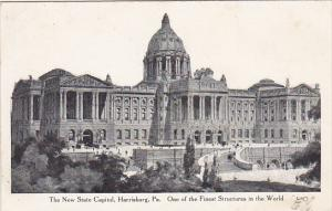 New State Capitol Building Harrisburg Pennsylvania