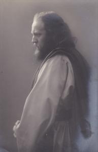RP, Jesus (Anton Lang), Passionsspiel Oberammergau 1910, OBERAMMERGAU (Bavari...