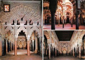 Spain Cordoba La Mezquite Interior Laberinto de Columnas