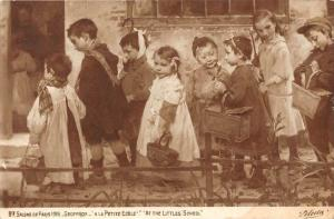 A La Petite Ecole, Kindergarten Class At the Littles School,