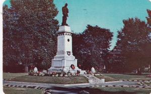NORTH BAY, Ontario, Canada, PU-1957; Cenotaph in Memorial Park