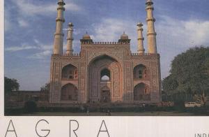 Postal::Agra-India