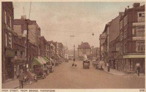 MAIDSTONE , Kent , UK , 1937 ; High Street
