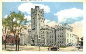 Armory Rochester NY Postal Used Unknown