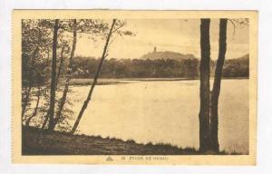 Hotel de l´Etang de Hanau, France 1910s Etang de Hanau