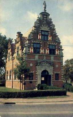 Zwaanendael House - Lewes, Delaware DE