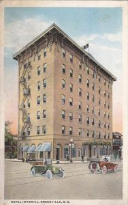 Hotel Imperial , GREENVILLE , South Carolina , 00-10s