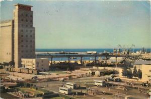 Israel Haifa 1955 partial view