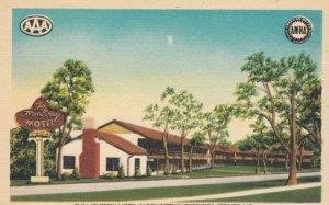 EXCELSIOR SPRINGS, Missouri ,1930-1940s ; The Monterey Motel