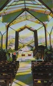 Wayfarers' Chapel Near Portuguese Bend Rancho Palos Verdes California