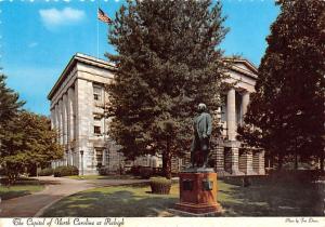 Capitol of North Carolina - Raleigh, North Carolina