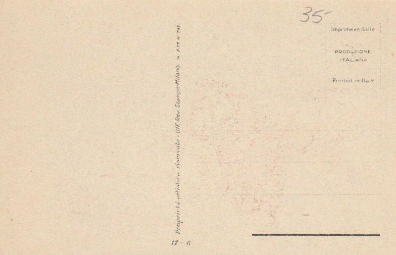 ART DECO ; ZANDRINO ; Woman with a fan; #3 , 1910-20s