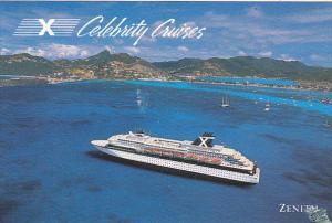Celebrity Cruise Lines S S Zenith
