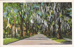 Minnesota Avenue Deland Florida